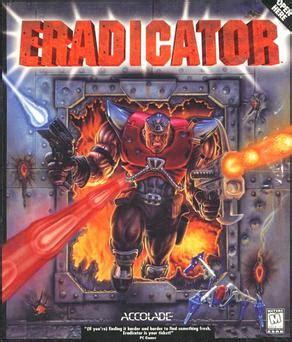 retro games wikipedia eradicator