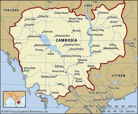 full cambodia map