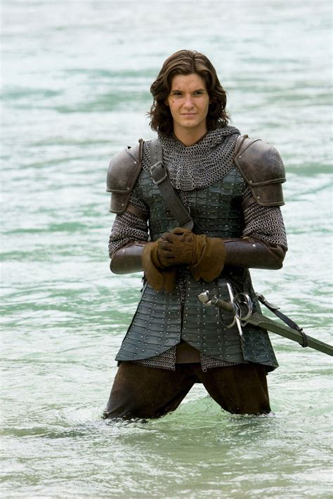 Prince Caspian, Well Hello Handsome  For Narnia