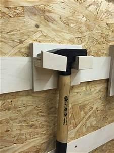 French Cleat Baumarkt : 17 best ideas about french cleat on pinterest workshop organization wood shop organization ~ Watch28wear.com Haus und Dekorationen