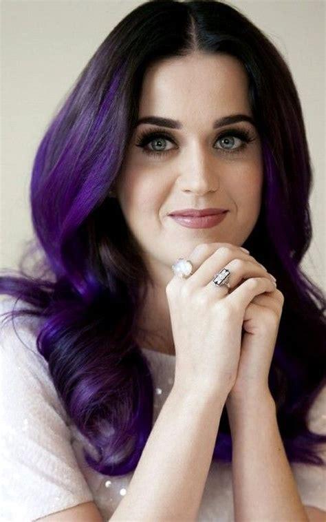 17 Best Ideas About Katy Perry Purple Hair On Pinterest