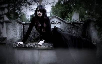 Evil Vampire Dark Wallpapers Gothic Fantasy Goth