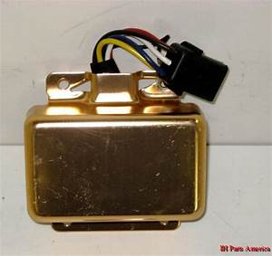 Holley Distributor Ignition  U0026quot Gold Box U0026quot  Module For Ih 196 4cyl And 304  345 392 V8 Engine