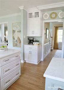 25 basta kitchen walls ideerna pa pinterest With what kind of paint to use on kitchen cabinets for word art for walls inspiration