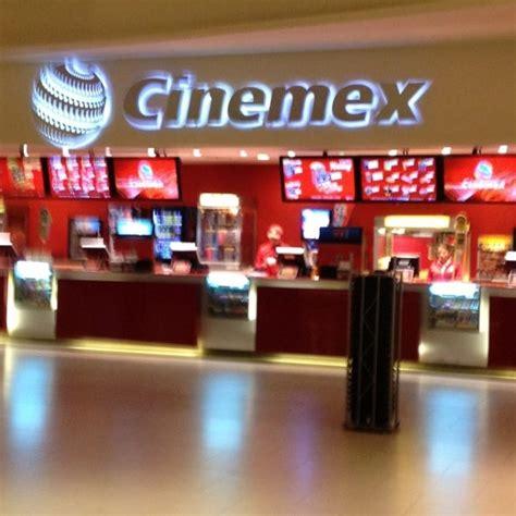 Cinemex - Centro Santa Fe