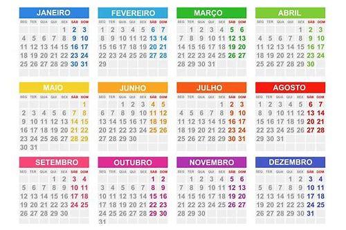 baixar calendario de férias 2016 portugal