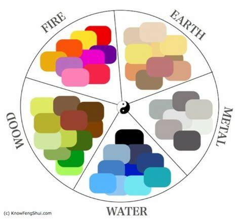 Feng Shui Büro Farben by Feng Shui Farben Tipps Zu Den Richtigen Farbkombinationen