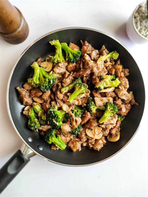 Refried beans are simple to make when cooked in a slow cooker. Keto Beef and Broccoli Stir Fry (Paleo - Low Carb)