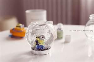 Fabriquer Boule à Neige Glycérine : vid o une boule neige maison les petits riens ~ Zukunftsfamilie.com Idées de Décoration