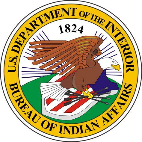 file seal of the united states bureau of indian affairs