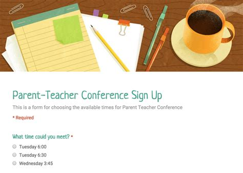 google forms sign up edtechteacher coordinate back to school with choice