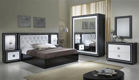 chambres d h es lot miroir rectangulaire design laqué noir appoline miroir