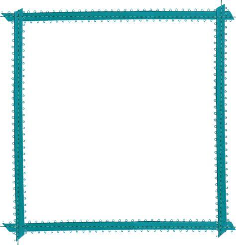 foto de Turquoise Frame PNG Transparent Images Pictures Photos