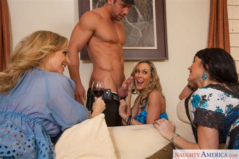 Brandi Love Eva Karera Julia Ann And Johnny Castle In My