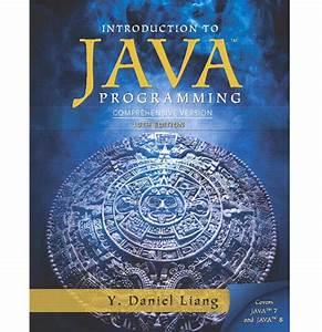 Originalpdfbooks, Introduction, To, Java, Programming, Comprehensive, Version, 10th, Edition, Y, Daniel
