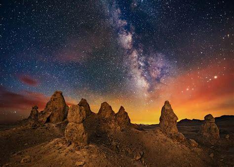 Trona Pinnacles: un paesaggio di fantascienza nel deserto