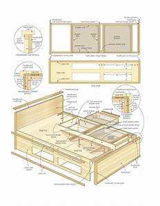 Pdf Plans Bed Plans With Storage Download Exotic Deck Wood