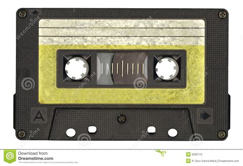 Vintage Cassette by Vintage Cassette Stock Photography Image 2282172