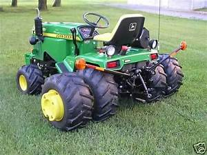 Lawn Mower Trailer  Trailer Tires And Tractors On Pinterest