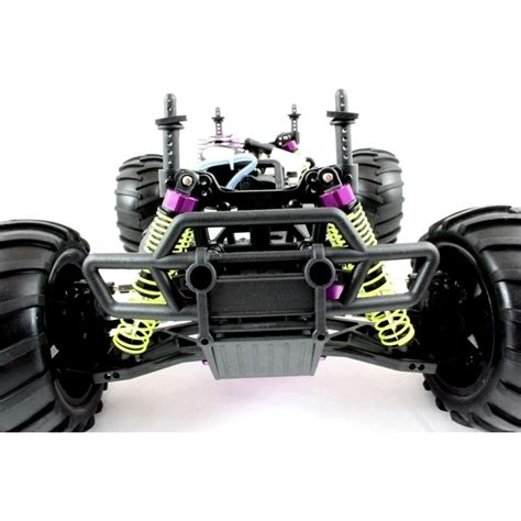 nitro rc monster trucks 1 10 nitro rc monster truck red dragon