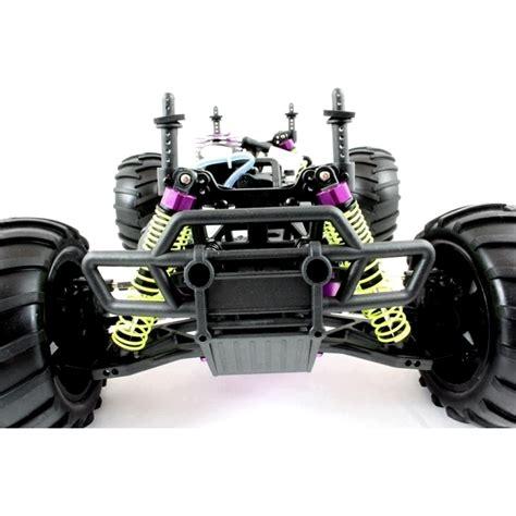 nitro monster 1 10 nitro rc monster truck red dragon