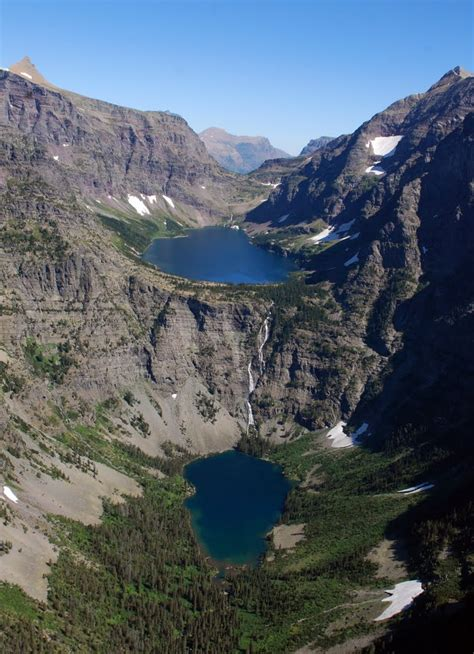 Panoramio - Photo of Lake Ellen Wilson and Lincoln