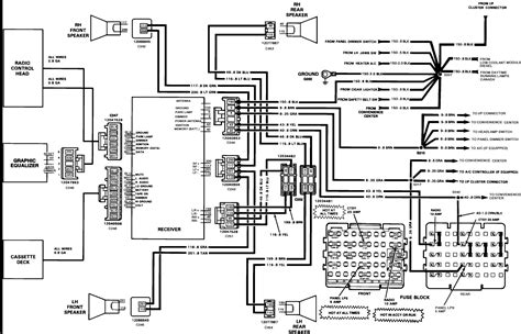 1992 Chevy 10 Wiring Diagram by 1992 Chevy G20 Wiring Diagram Wiring Diagram Database
