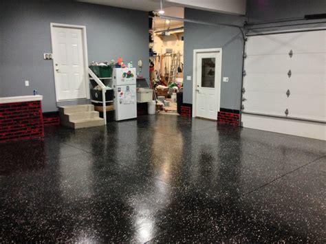 Garage Epoxy Flooring Style — Home Ideas Collection