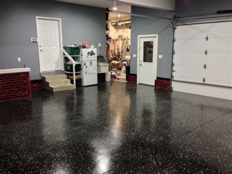 Garage Epoxy Flooring Style ? Home Ideas Collection