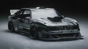 "Ford Mustang ""Hoonifox"" Is Ken Block's Batmobile - autoevolution"