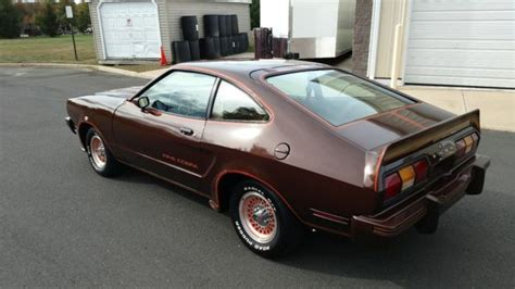 1978 Ford Mustang King Cobra For Sale by 1978 Ford Mustang Ii King Cobra For Sale Ford Mustang
