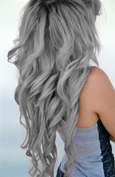 color gray hair 1000 ideas about grey hair dyes on silver