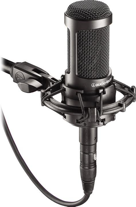 Audio technica table mic.