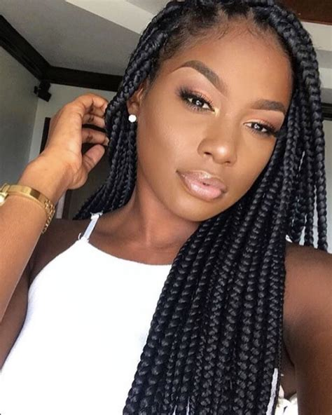 pinterest chagnekayyy beat face in 2019 braids