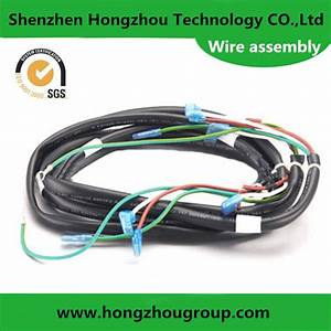 China Custom Cable Assembly Service For Pvc Wire Cable