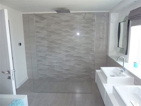 HD wallpapers compact shower room