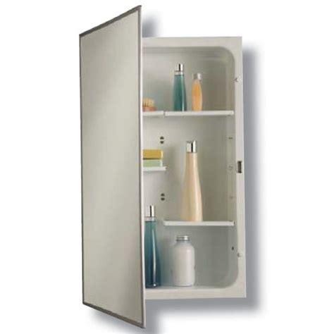 Broan Medicine Cabinet Shelf by Modular Shelf Stainless Framed Medicine Cabinet By