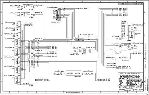 Freightliner Motorhome Chassi Wiring Diagram by 2003 Freightliner Blower Wiring Diagram Free Wiring