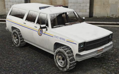 Modded Police Cars