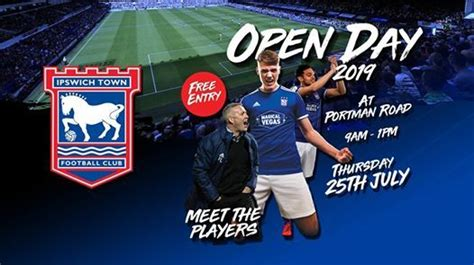ITFC Open Day 2019, Ipswich Town Football Club, July 25 ...