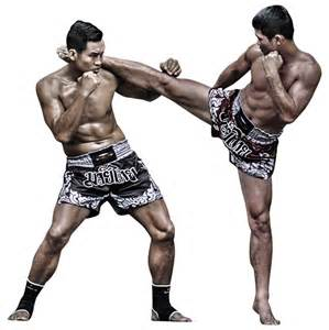 le kickboxing