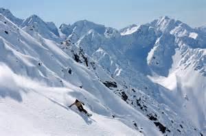 Swiss Alps Snowboarding