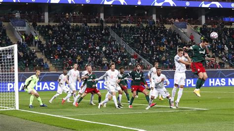 Bayern Vs Lokomotiv Moscow : Atletico Madrid vs. Bayern ...