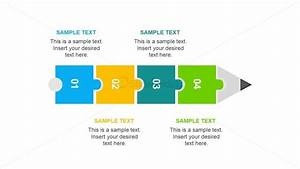 Infographic Timeline And Process Flow Template