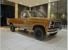 1985 Ford F250 Brown 1985 Ford F250 Car for Sale in