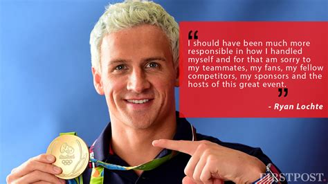 Lochte Quotes From Usain Bolt To Michael Phelps Here Are The Best