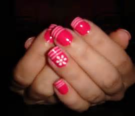 Easy nail design ideas step by