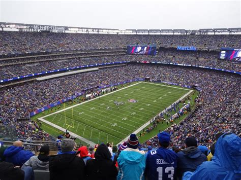 MetLife Stadium – New York Giants | Stadium Journey