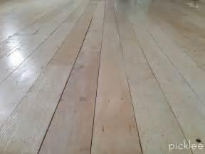 farmhouse floors wide plank plywood floor white wash