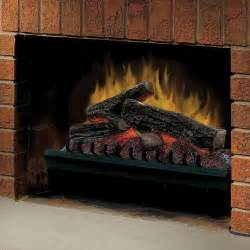 Electric Fireplace Log Insert dimplex 23 quot standard electric fireplace insert and log set
